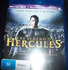 Hercules The Legend Of (Australia Region B) 3D Blu-Ray + Bluray – New