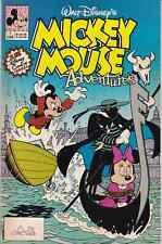 Mickey Mouse Adventures #1 Disney comics Donald Goofy Uncle Scrooge Gladstone