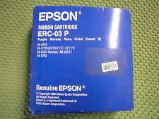 New ! Genuine Epson 220 240 210V M220 Cash Register ERC-03 PU ERC-03PU ERC-03P