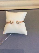 Michael Kors Park Avenue  Rose Gold Tone Cuff Bracelet $95 mk 491