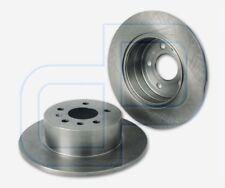 2 Bremsscheiben SAAB 9-3 9-5 OPEL Vectra B 5-Loch  hinten | Hinterachse Ø 286 mm