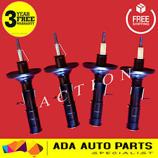 HYUNDAI ACCENT FRONT & REAR SHOCK ABSORBERS 07/00-04/06