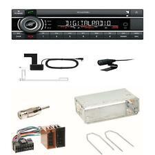 Kienzle CR 1225 DAB+ Digitalradio USB MP3 Einbauset für Renault Clio 1 2 Twingo