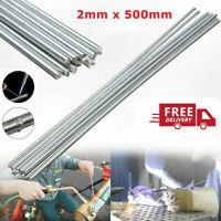 10-50pcs Aluminium Welding Rods Wire Filler Brazing Easy Solder Temperature