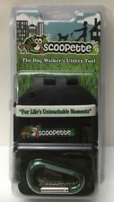 New listing Scoopette The Dog Walker's Utility Tool Black