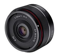Samyang AF 35mm F/2.8 FE Lens for Sony E-mount