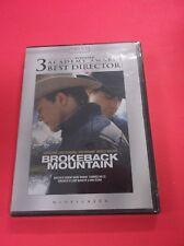 BROKEBACK MOUNTAIN DVD MOVIE SEALED HEATH LEDGER