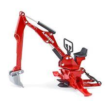 1:32 Moser Rear End Digger For Tractors - Siku 132 Backhoe Loader 2066 Die Cast