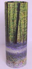 Medium Scatter Ashes Scattering urn, Biodegradable Scatter Tube Urn-  Bluebell