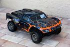 Custom Body Muddy Splash Orange for ARRMA Senton 4x4 3S / 6S Truck Cover Shell