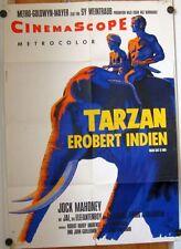 TARZAN EROBERT INDIEN (Pl. '63) - JOCK MAHONEY / LEO GORDON