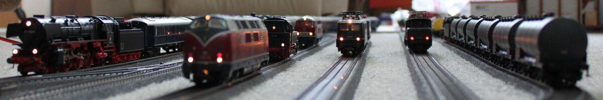 my marklin train world