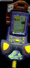 PINBALL EXCALIBUR ELECTRONIC HANDHELD TOY TRAVEL VIDEO ARCADE CLASSIC GAME CHILD