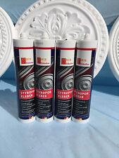 4 x Styroporkleber Acrylkleber Zierleisten Kleber Stuck