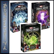 MARVEL STUDIOS CINEMATIC UNIVERSE: PHASE ONE TWO & THREE PART 1*  BRAND NEW DVD