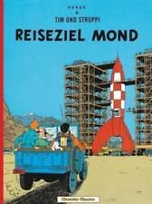 Tim & Struppi 15: Reiseziel Mond von Herge (1998, Taschenbuch)