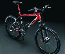 FREESHIPPING Ferrari 26 in BICYCLE CX-50 Carbon Fiber & Aluminum