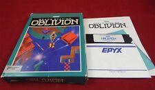 C64: space station Oblivion-EPYX 1988