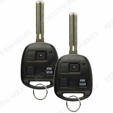 2 Replacement for Lexus 2004 2005 2006 RX330 2007 2008 2009 RX350 Remote Key Fob