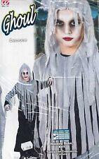 ABITO, Costume di CARNEVALE, DEMONE, GHOUL, SATANA (8-10 ANNI) 140 cm.