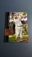 MARK O'MEARA 2001 UPPER DECK GOLF CARD # 187 B7438