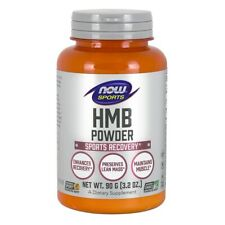 Now Foods Hmb Powder 90g Made in USA FREE SHIPPING