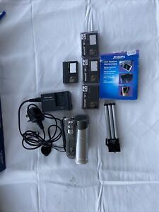 Panasonic NV-GS17EB Mini DV Camcorder, Digital Video Tape Camera.
