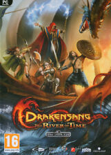 Drakensang 2 The River of Time PC wie The Witcher 2 3 4 5 Online Northgard Risen