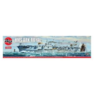 Airfix A04208V 1/600 Vintage Classics HMS Ark Royal Brand New