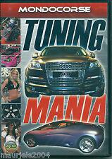 Tuning Mania (2007) DVD NUOVO Mondocorse. Essen Motor Show al Motorshow di Atene