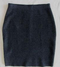 Eileen Fisher Pencil Skirt- Sleek Tencel Merino -Charcoal- Size Small- NWT $188