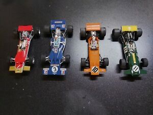 scalextric legends Formula One lot