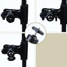 Spring Clamp Clip+Ball Head for Studio Camera Flash Photography Shooting New - S
