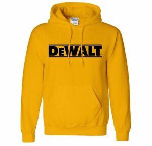 Gildan Dewalt Tools Pullover Hoodie ---New and Unworn---