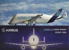 Hogan Wings 1:500 Airbus A300-600ST Airbus Beluga I F-GSTA+Herpa Wings Katalog