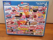 White Mountain 1000 Piece Puzzle ( Hostess )