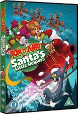 Tom And Jerry's Santa's Little Helpers [DVD] [2014]  Brand new and sealed