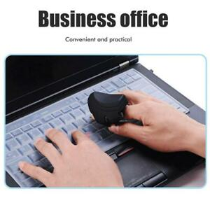 New USB Wireless PC Laptop Finger HandHeld Trackball Mouse Bluetooth-Fit Mice
