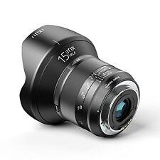 Clearance Irix 15mm F2.4 Blackstone Ultra Wide-Angle Lens Nikon Mount (open box)