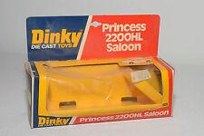 DINKY TOYS 123 PRINCESS 2200HL SALOON ORIGINAL EMPTY BOX EXCELLENT CONDITION