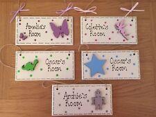 Children Custom Made Decorative Indoor Signs/Plaques