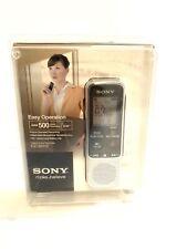 Sony Icd-Bx112 Digital Multi Track Voice Recorder- 2Gb Flash Internal Memory New
