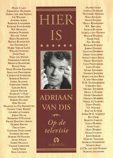 Adriaan van Dis - Dutch talkshow with famous international guests - 10DVD Box