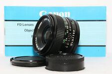CANON FD 28mm 2,8 Obiettivo Grandangolo x Reflex A-1 AE-1 F-1 <Anche x Digitali>