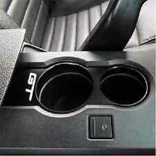 2005 2006 2007 2008 2009 Ford Mustang Black Billet Cup Holder Bezel Free Ship!