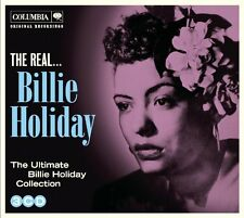 The Real Billie Holiday [3 CD] COLUMBIA/LEGACY
