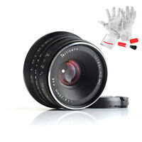 US 7artisans 25mm F1.8 Manual Fixed Lens for Sony E-Mount A7 A7II A7R A7RII