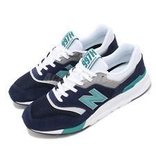 New Balance CM997HCT D Blue Navy White Men Running Shoes Sneakers CM997HCTD