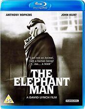 BLU-RAY   THE ELEPHANT MAN ( JOHN HURT )      BRAND NEW SEALED GENUINE UK STOCK
