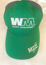 Pre-Owned Waste Management M2Z LIFCHGR Snap Back Hat Baseball Cap